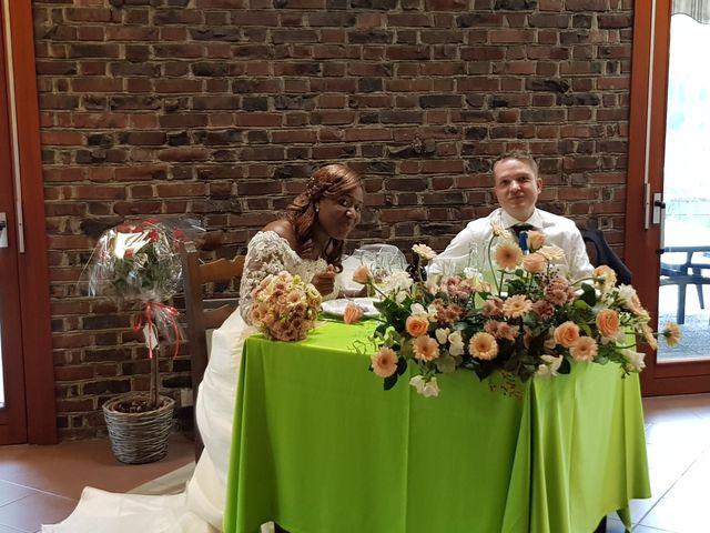 Il matrimonio di Marc e Fides a Galliate, Novara 15