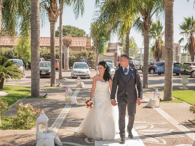 Il matrimonio di Aldo e Tina a Giugliano in Campania, Napoli 21