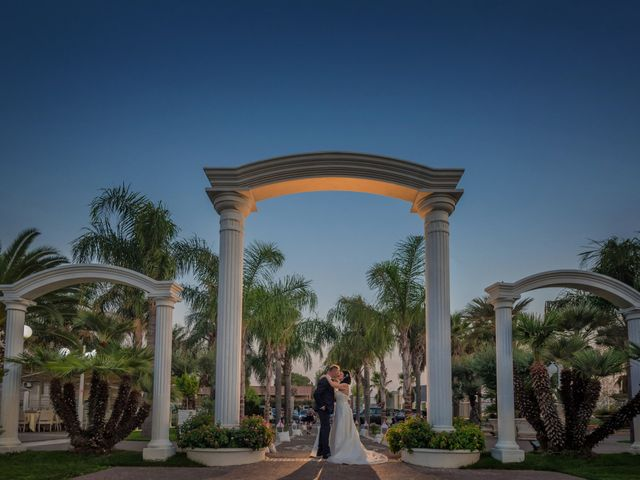 Le nozze di Tina e Aldo