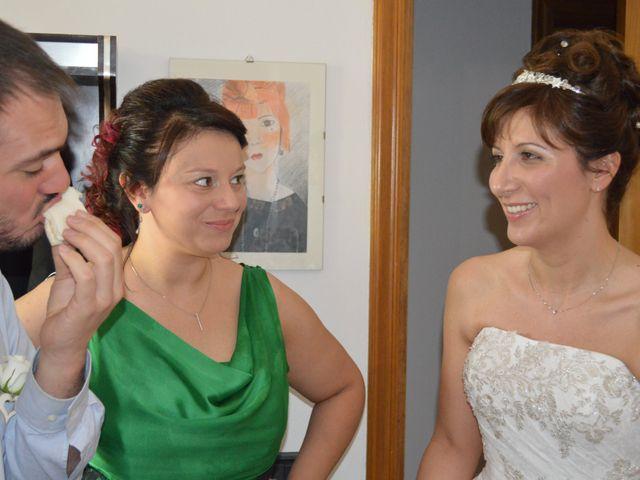 Il matrimonio di Raffaella e Giampaolo a Trevignano, Treviso 2