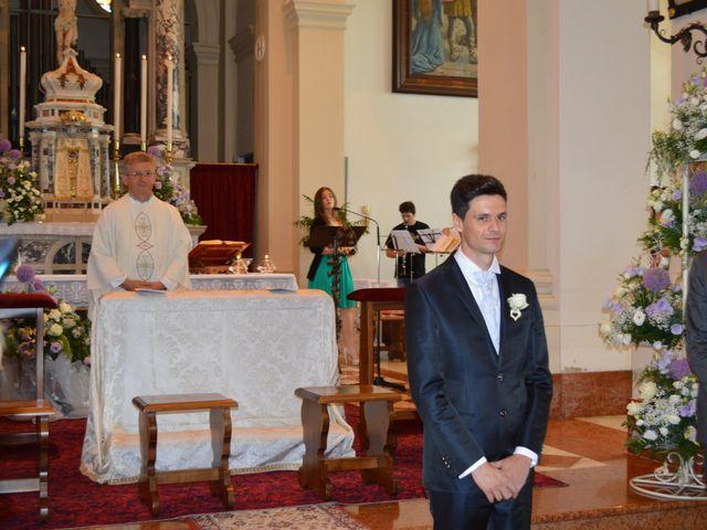 Il matrimonio di Raffaella e Giampaolo a Trevignano, Treviso 4