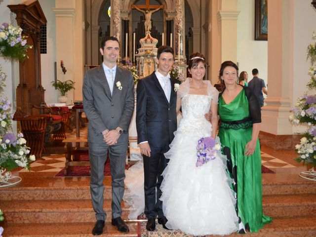 Il matrimonio di Raffaella e Giampaolo a Trevignano, Treviso 5