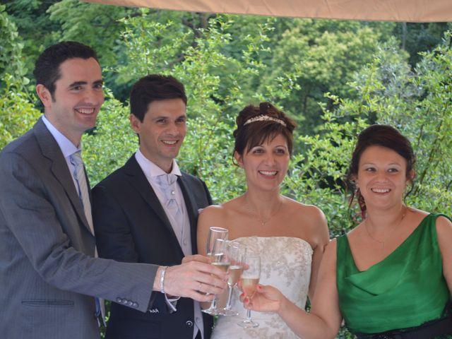 Il matrimonio di Raffaella e Giampaolo a Trevignano, Treviso 8