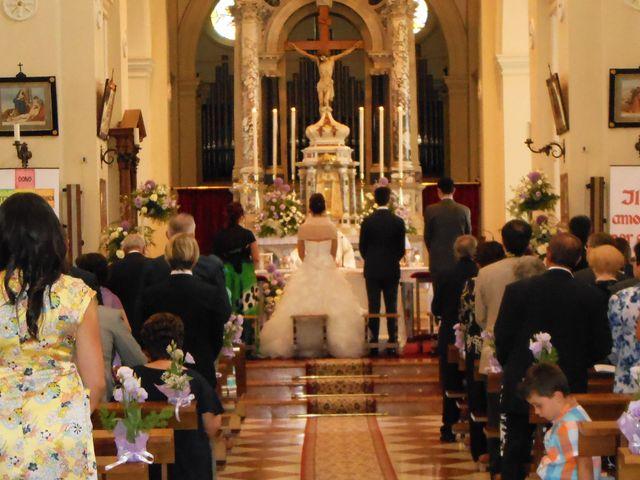 Il matrimonio di Raffaella e Giampaolo a Trevignano, Treviso 9