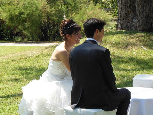 Il matrimonio di Raffaella e Giampaolo a Trevignano, Treviso 13