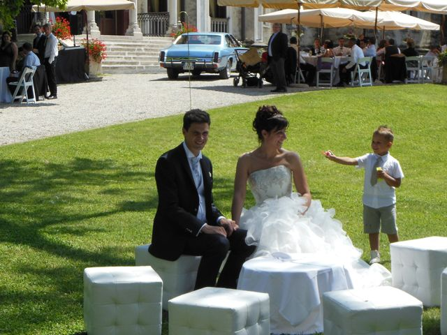 Il matrimonio di Raffaella e Giampaolo a Trevignano, Treviso 14
