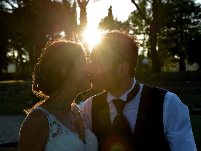 Il matrimonio di Matteo e Lucia a Rignano sull'Arno, Firenze 15