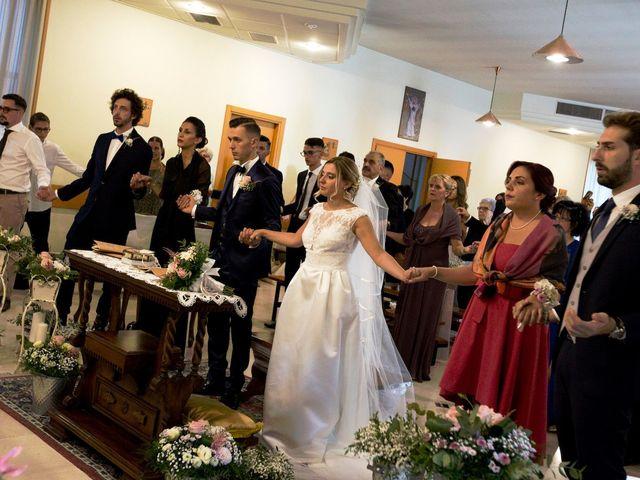 Il matrimonio di Davide e Rossella a Pescara, Pescara 17