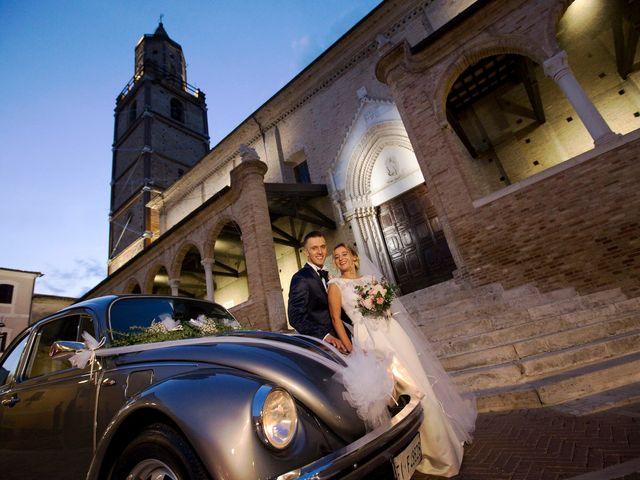 Il matrimonio di Davide e Rossella a Pescara, Pescara 20