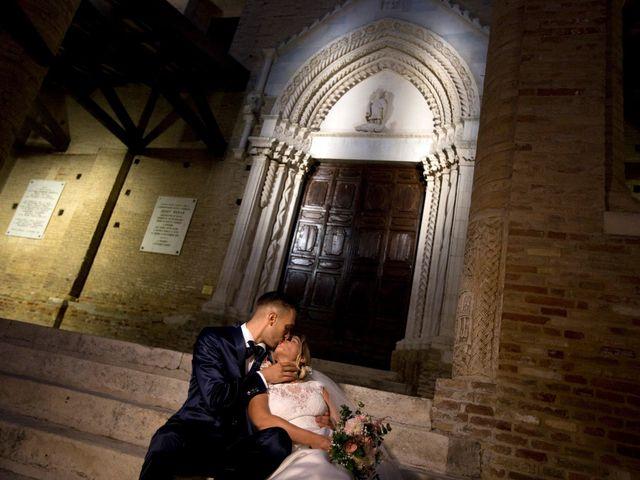Il matrimonio di Davide e Rossella a Pescara, Pescara 21
