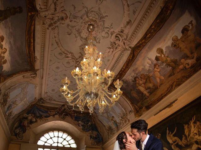 Il matrimonio di Davide e Valentina a Almenno San Bartolomeo, Bergamo 10