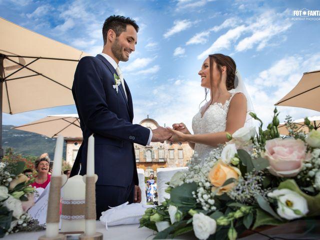 Il matrimonio di Davide e Valentina a Almenno San Bartolomeo, Bergamo 2
