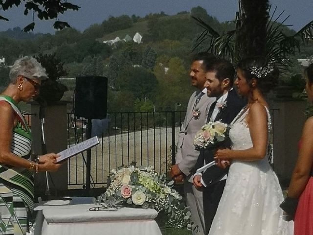 Il matrimonio di Dario e Antonella a Cocconato, Asti 12