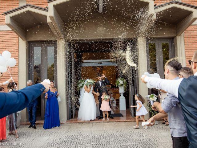 Il matrimonio di Federico e Sara  a Jesi, Ancona 6