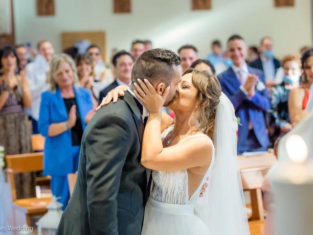 Il matrimonio di Federico e Sara  a Jesi, Ancona 7