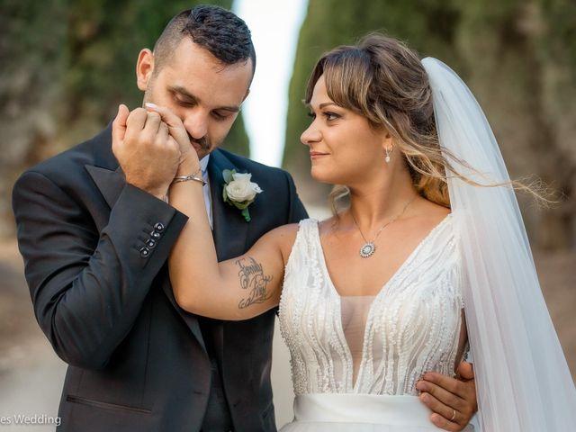 Il matrimonio di Federico e Sara  a Jesi, Ancona 15