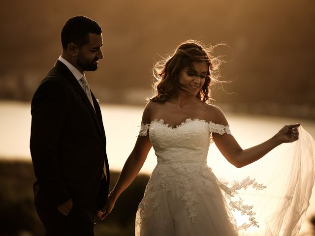Le nozze di Vincenzo e Antonella