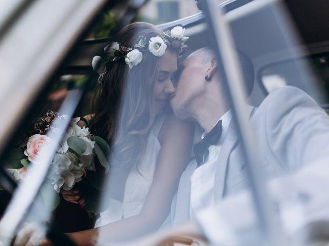 Le nozze di Julia e Davide