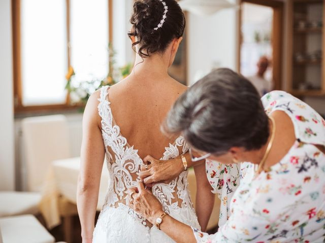 Il matrimonio di Michele e Francesca a Sovico, Monza e Brianza 12