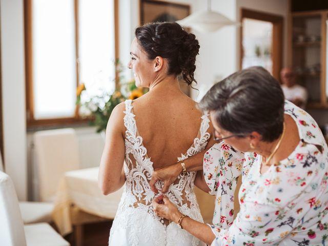 Il matrimonio di Michele e Francesca a Sovico, Monza e Brianza 13