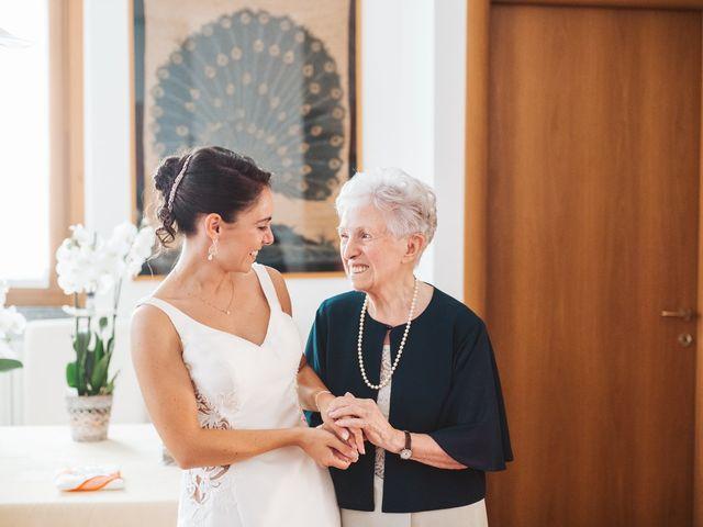 Il matrimonio di Michele e Francesca a Sovico, Monza e Brianza 17