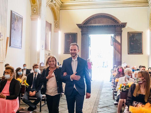 Il matrimonio di Michele e Francesca a Sovico, Monza e Brianza 21