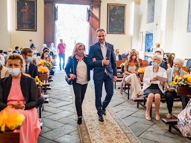 Il matrimonio di Michele e Francesca a Sovico, Monza e Brianza 22