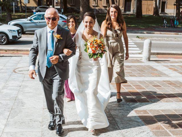 Il matrimonio di Michele e Francesca a Sovico, Monza e Brianza 24