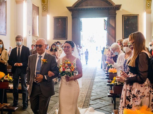 Il matrimonio di Michele e Francesca a Sovico, Monza e Brianza 25