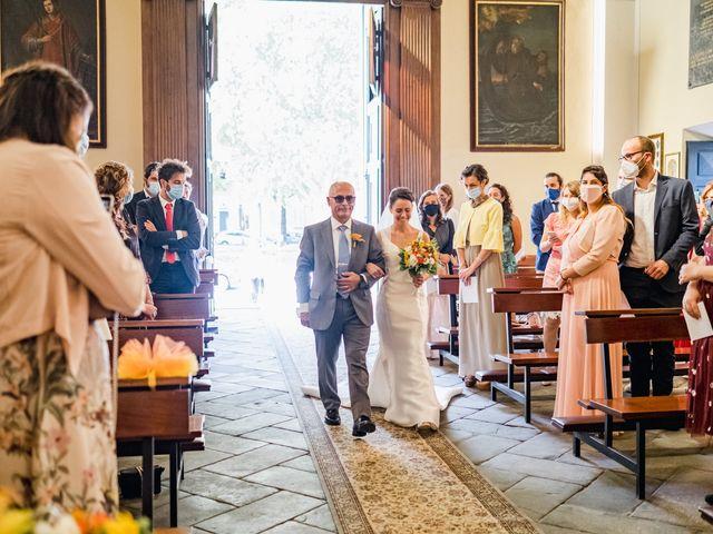 Il matrimonio di Michele e Francesca a Sovico, Monza e Brianza 26