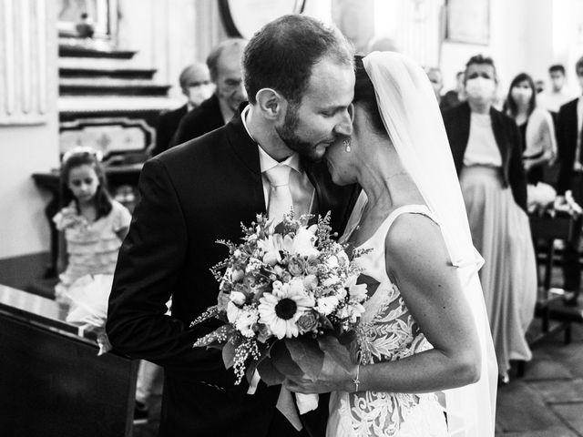 Il matrimonio di Michele e Francesca a Sovico, Monza e Brianza 27