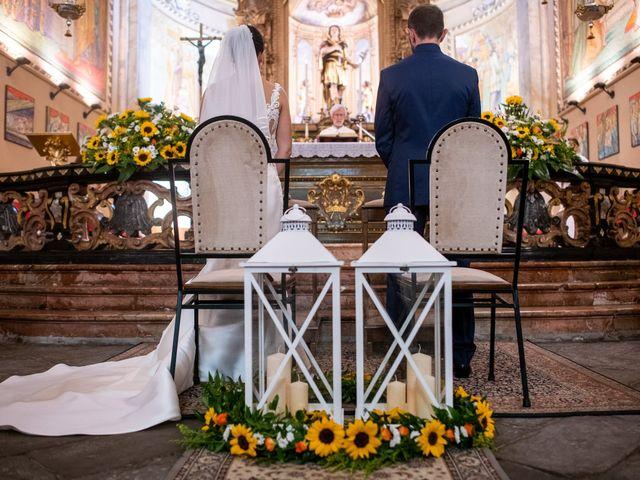 Il matrimonio di Michele e Francesca a Sovico, Monza e Brianza 30
