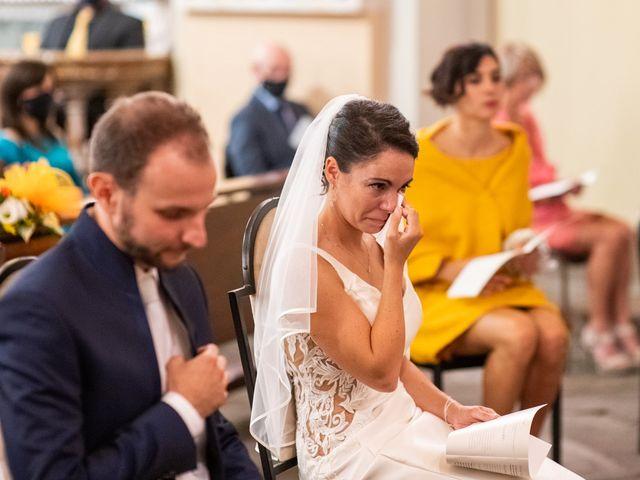 Il matrimonio di Michele e Francesca a Sovico, Monza e Brianza 31