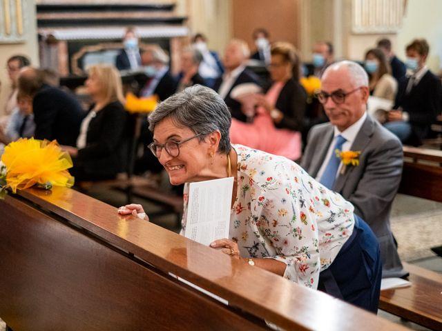 Il matrimonio di Michele e Francesca a Sovico, Monza e Brianza 32