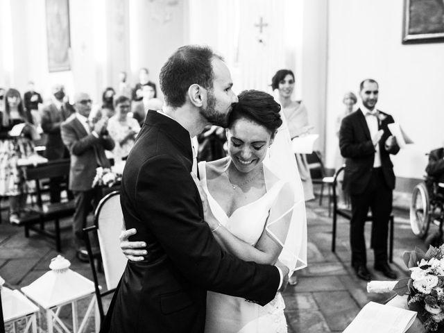 Il matrimonio di Michele e Francesca a Sovico, Monza e Brianza 37