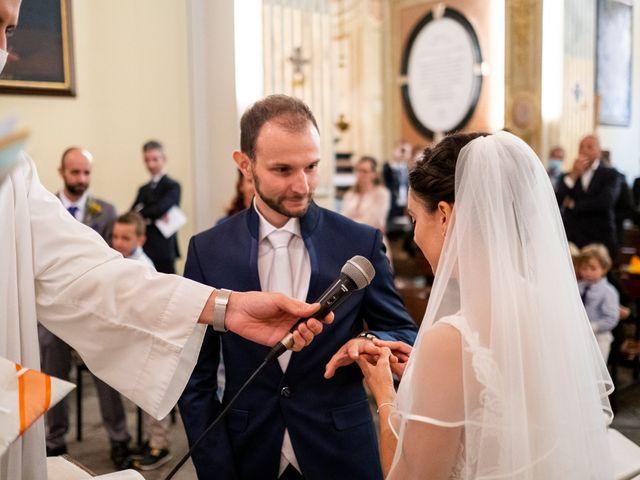 Il matrimonio di Michele e Francesca a Sovico, Monza e Brianza 39