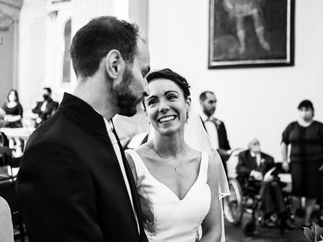 Il matrimonio di Michele e Francesca a Sovico, Monza e Brianza 40