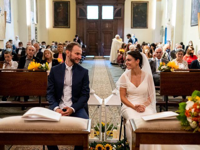 Il matrimonio di Michele e Francesca a Sovico, Monza e Brianza 41