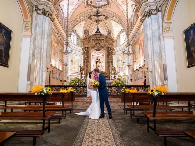 Il matrimonio di Michele e Francesca a Sovico, Monza e Brianza 42