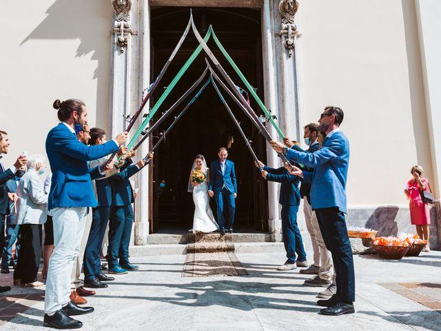 Il matrimonio di Michele e Francesca a Sovico, Monza e Brianza 43