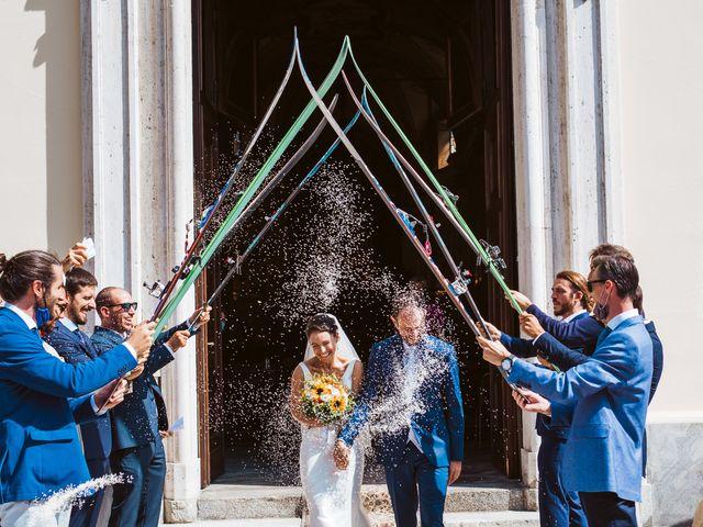 Il matrimonio di Michele e Francesca a Sovico, Monza e Brianza 45