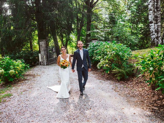 Il matrimonio di Michele e Francesca a Sovico, Monza e Brianza 53