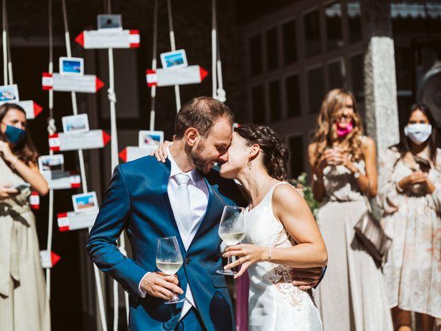 Il matrimonio di Michele e Francesca a Sovico, Monza e Brianza 58