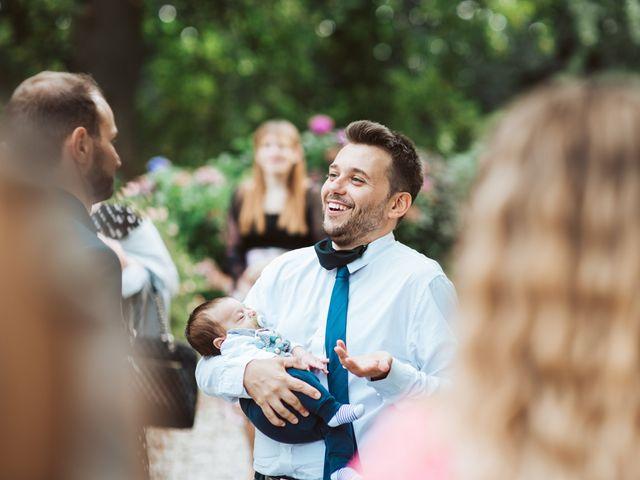 Il matrimonio di Michele e Francesca a Sovico, Monza e Brianza 65