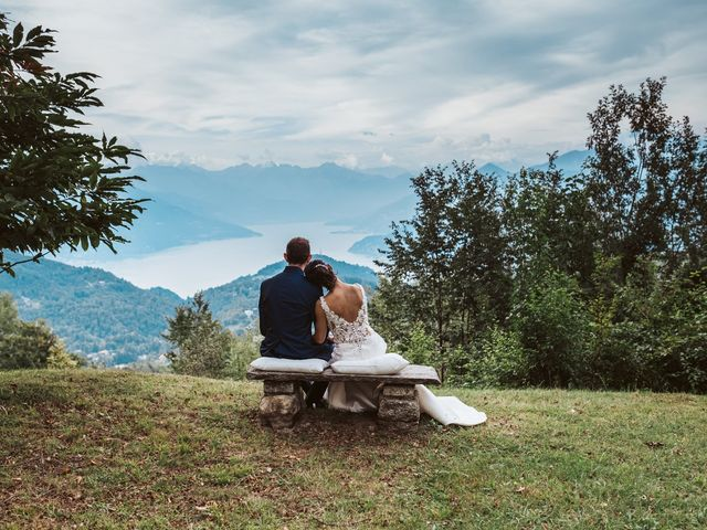Il matrimonio di Michele e Francesca a Sovico, Monza e Brianza 89