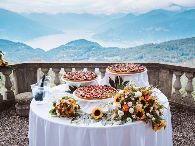 Il matrimonio di Michele e Francesca a Sovico, Monza e Brianza 91