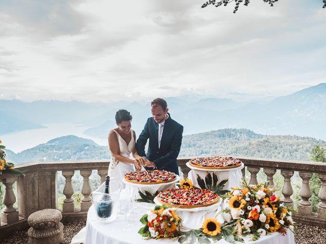 Il matrimonio di Michele e Francesca a Sovico, Monza e Brianza 92