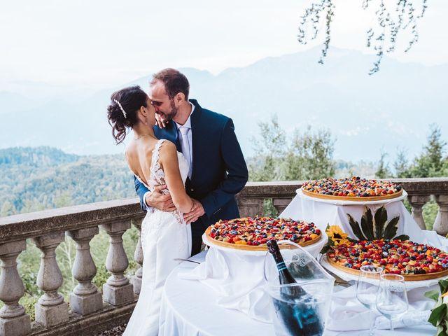 Il matrimonio di Michele e Francesca a Sovico, Monza e Brianza 93