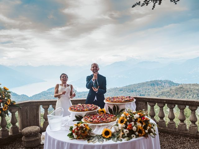 Il matrimonio di Michele e Francesca a Sovico, Monza e Brianza 94