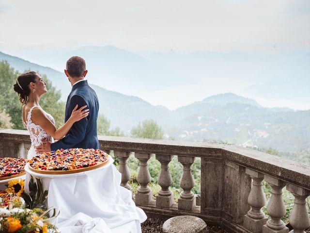 Il matrimonio di Michele e Francesca a Sovico, Monza e Brianza 95